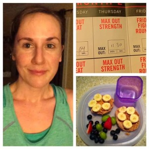 Max:30, Insanity, 21 Day Fix, Twin mom, Fit mom